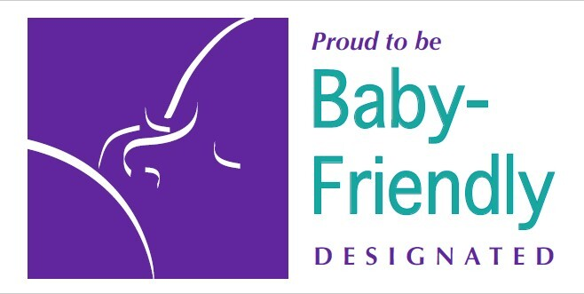 Baby Friendly Certified