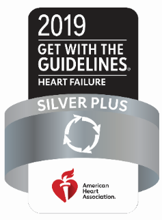 heart failure silver plus logo